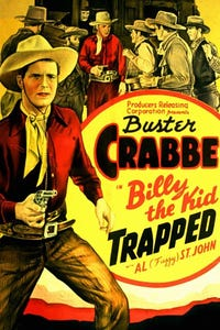 Billy the Kid Trapped as Harton
