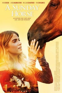 A Sunday Horse as Kenneth Roubidoux