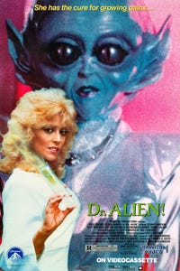Dr. Alien as Ms. Xenobia