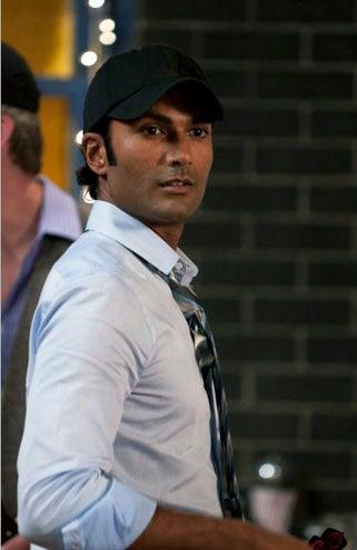 "Covert Affairs - Season 1 - ""Fool in the Rain"" - Sendhil Ramamurthy as Jai Wilcox"