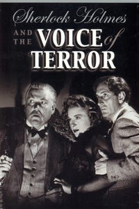 Sherlock Holmes and the Voice of Terror as Gavin