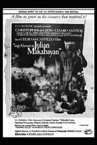 Ang alamat Ni Julian Makabayan
