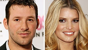 Report: Tony Romo and Jessica Simpson Reach the End Zone