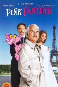 The Pink Panther as Gendarme Gilbert Ponton