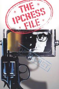 The Ipcress File as Maj. Ross