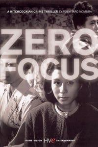 Zero Focus as Sotaro Uhara
