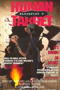 Bloodfist V: Human Target as Blake