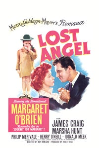 Lost Angel as Hat Check Girl