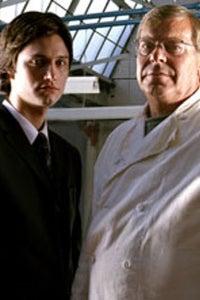 Hugo Speer as James Abbot