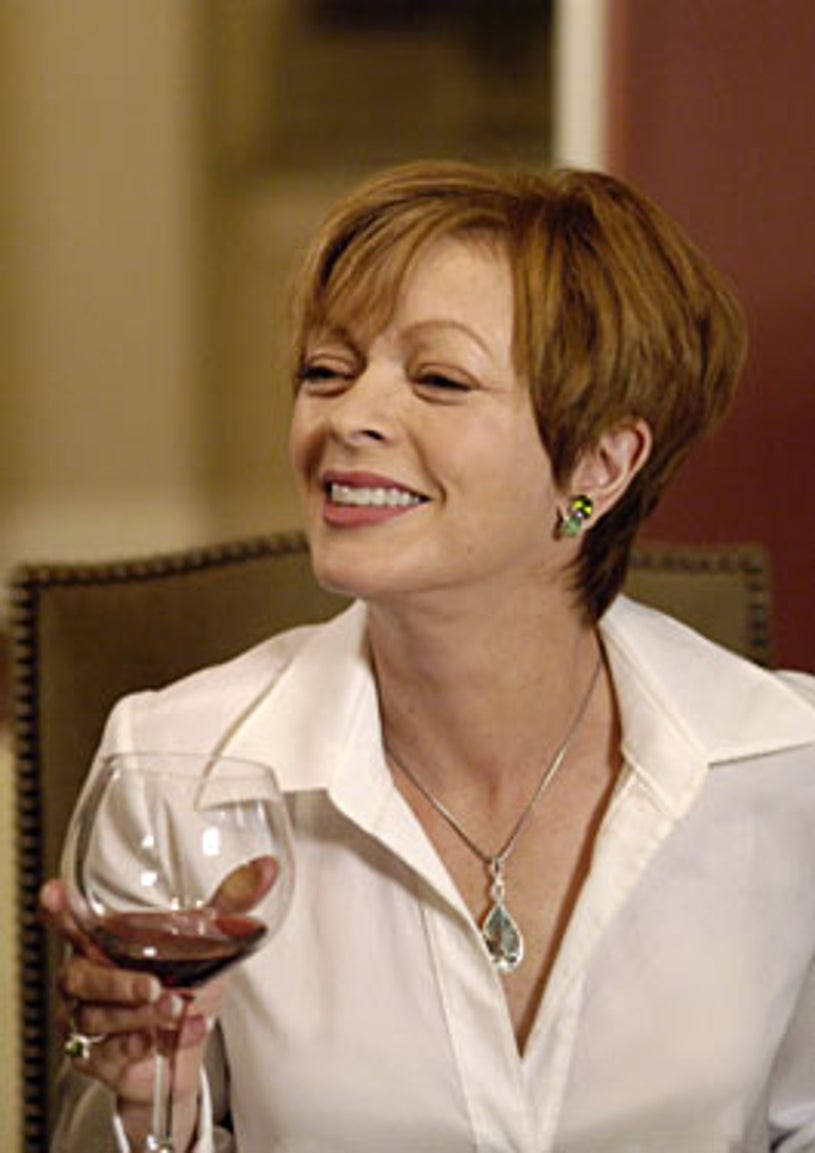 To Love and Die - Frances Fisher as Janet