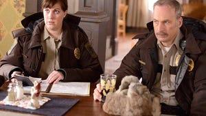 Tuesday TV: You Betcha, Fargo's Terrific