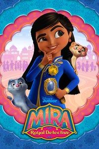 Mira, Royal Detective as Chikku