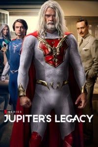 Jupiter's Legacy as Sheldon Sampson/The Utopian