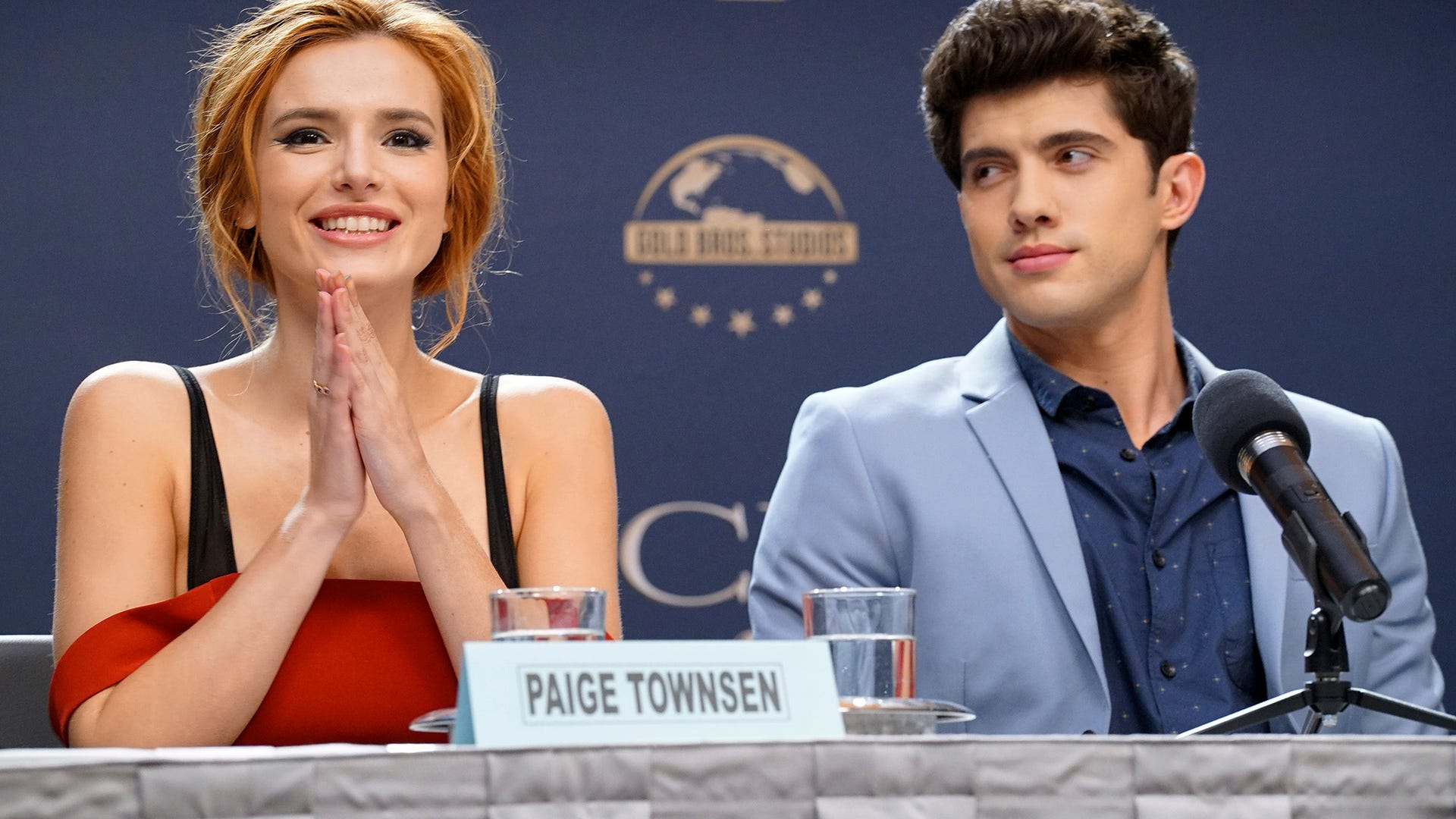 Bella Thorne and Carter Jenkins, Famous in Love