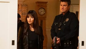 Here's Your First Look at Sarah Shahi on The Rookie!