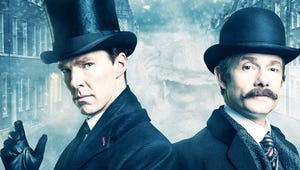 We Finally Know When Sherlock's Victorian Special Will Air