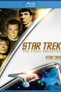 Star Trek V: The Final Frontier as Sybok