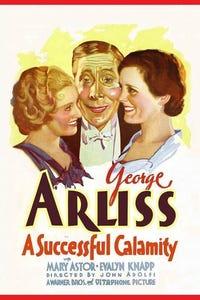 A Successful Calamity as Barney Davis