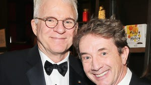 A True Crime Spoof Starring Martin Short and Steve Martin Is Coming to Hulu