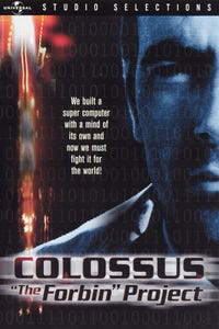 Colossus: The Forbin Project as Dr. Charles Forbin