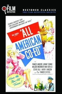 All-American Co-Ed as Doctor