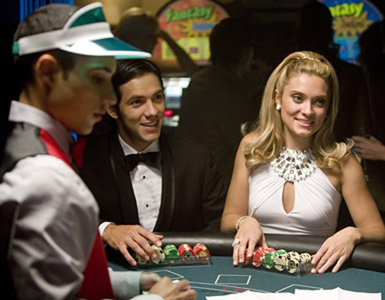 "Greek - Season 2 - ""Let's Make a Deal"" - Michael Rady and Spencer Grammer"