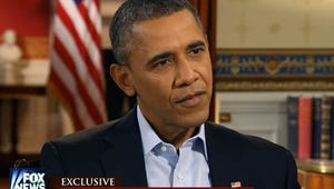 VIDEO: President Obama and Bill O'Reilly Clash in Pre-Super Bowl Interview