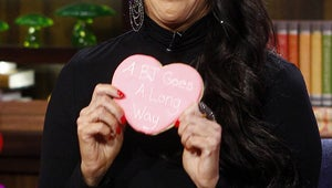 Patti Stanger Hands Out Valentine's Day Advice on Watch What Happens Love Special