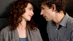 """Covert Affairs' Liane Balaban: Make-Out Scene with Chris Gorham Was """"Pretty Cool"""""""