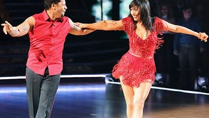 """Dancing's Cheryl Burke: D.L. Hughley Was """"Humiliated"""" By Our Score"""