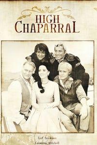 The High Chaparral as Dan