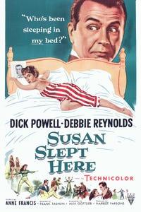 Susan Slept Here as Susan