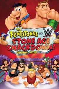 The Flintstones & WWE: Stone Age Smackdown as John Cenastone
