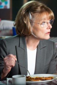 Jane Curtin as Marjorie