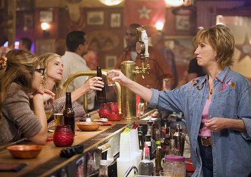 """Saving Grace - Season 2 - """"But Theres Clay"""" - Holly Hunter and Kathy Baker"""