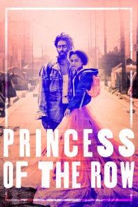 Princess of the Row as Junk Yard Owner