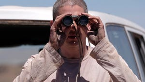 Prison Break: The Desert Nearly Claims the Life of a Hero