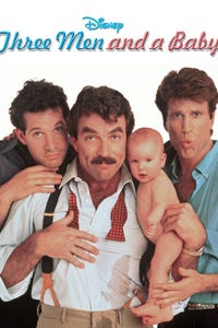Three Men and a Baby as Peter Mitchell