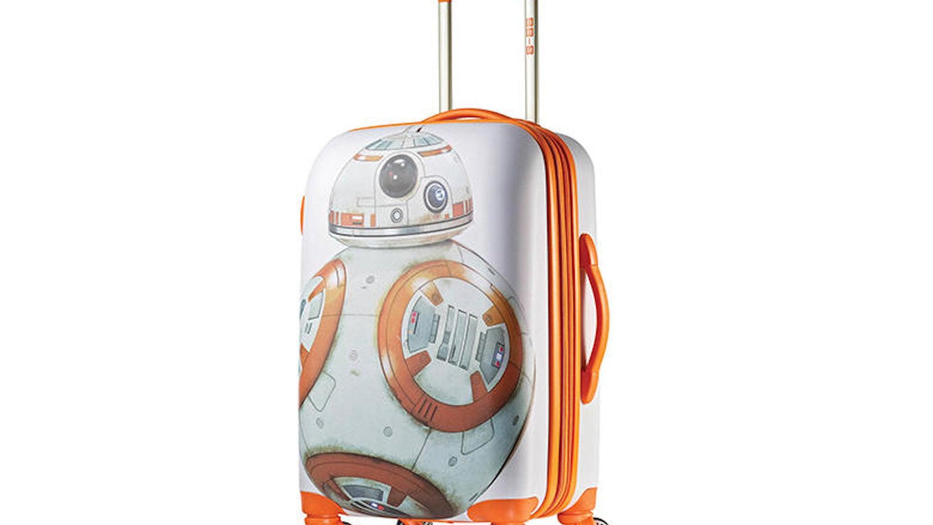 BB-8 Suitcase