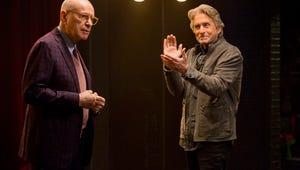 Alan Arkin and Michael Douglas Are Grumpy Old Men in Chuck Lorre's The Kominsky Method