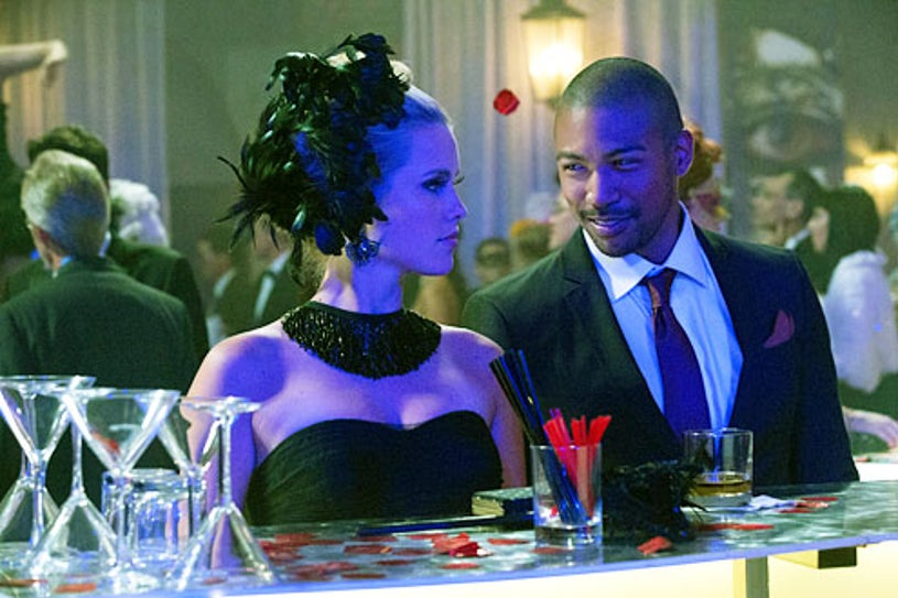 """The Originals - Season 1 - """"Tangled Up in Blue"""" - Claire Holt and Charles Michael Davis"""
