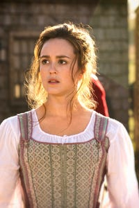 Heather Lind as Anna Strong