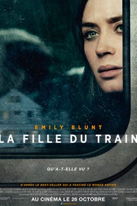 The Girl on the Train as Cathy