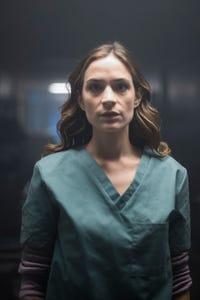Kathleen Munroe as Agent Audrey Parker