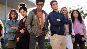 Marvel's Runways:  Meet Hulu's Rebellious Teen Superheroes