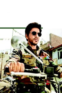 Shah Rukh Khan as Aditya Sharma