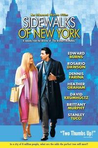 Sidewalks of New York as Annie