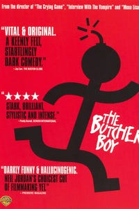 The Butcher Boy as Mrs. Nugent