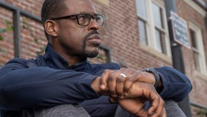 This Is Us' Sterling K. Brown Reveals How Jack Pearson Shaped Randall's View of Therapy