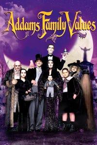 Addams Family Values as Becky Granger